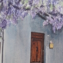 nancy_mclean_wisteria_and_doorway_in_castel_di_flori